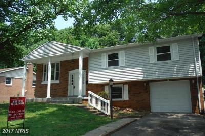Woodbridge Single Family Home For Sale: 4406 Evergreen Drive