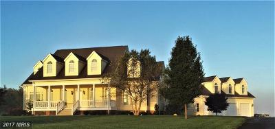 Nokesville Single Family Home For Sale: 13600 Carriage Ford Road