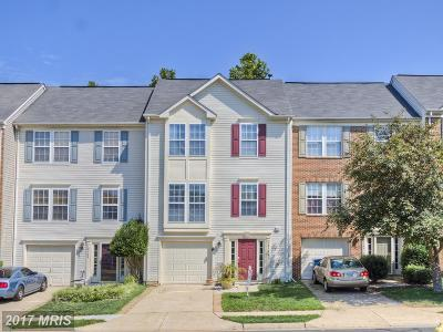 Bristow Townhouse For Sale: 10146 Elgin Way