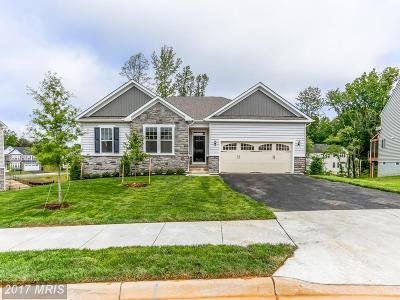 Bristow VA Single Family Home For Sale: $491,990