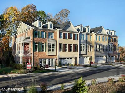 Prince William Townhouse For Sale: 7994 Turtle Creek Circle #65