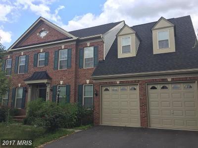 Gainesville VA Single Family Home For Sale: $615,000
