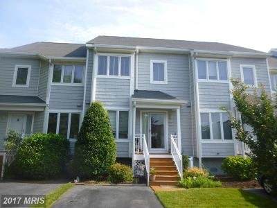 Queen Annes Townhouse For Sale: 1306 Oyster Cove Drive
