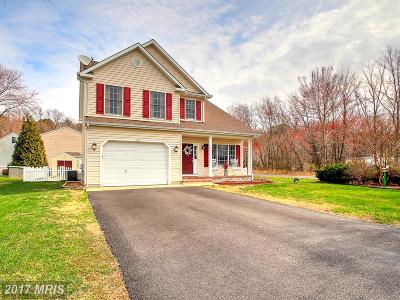 Queen Annes Single Family Home For Sale: 115 Sawmill Lane