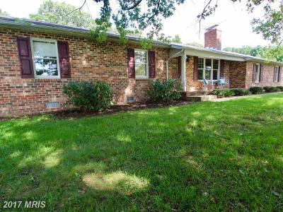 Queenstown Single Family Home For Sale: 285 Hickory Ridge Drive