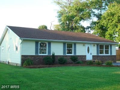 Queen Annes Single Family Home For Sale: 944 Monroe Manor Road