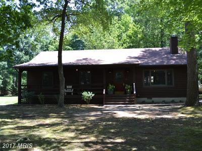 Stevensville Single Family Home For Sale: 363 Wicomico Road