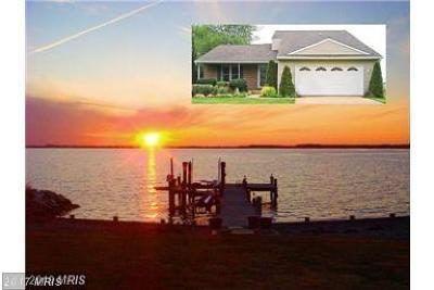 Chester Single Family Home For Sale: 1612 Bayside Drive