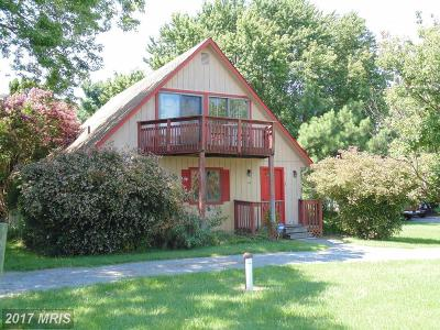 Stevensville Single Family Home For Sale: 118 Congressional Drive