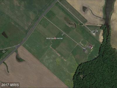 Queen Annes Farm For Sale: 3830 Church Hill Road