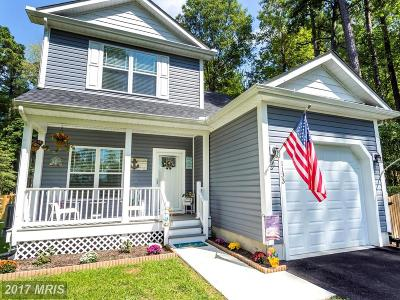 Grasonville Single Family Home For Sale: 1133 Perrys Corner Road