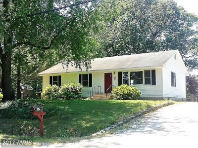 Chestertown MD Single Family Home For Sale: $179,900