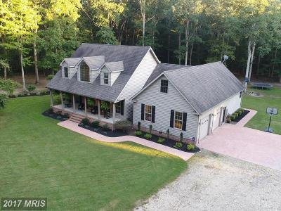 Centreville Single Family Home For Sale: 525 Cox Sawmill Road
