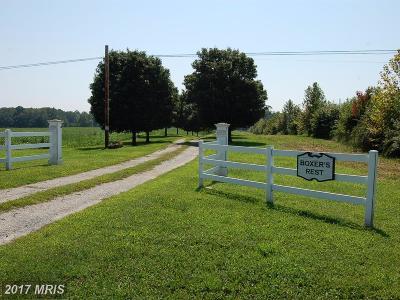 Queen Annes Farm For Sale: 5901 Church Hill Road