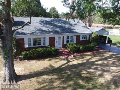 Centreville Single Family Home For Sale: 713 Church Hill Road