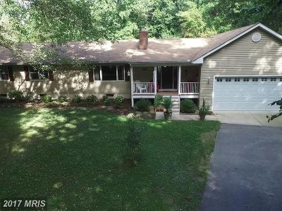 Centreville Single Family Home For Sale: 109 Griffin Court