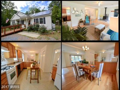 Single Family Home For Sale: 6135 Main Street