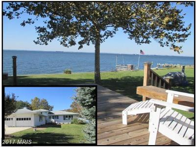 Stevensville Single Family Home For Sale: 104 Beachside Drive