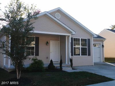 Queen Annes Single Family Home For Sale: 111 Coles Crossing Lane #7