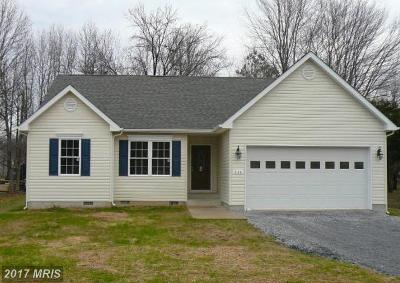 Chestertown Single Family Home For Sale: 724 Deep Landing Road