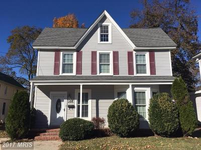 Centreville MD Single Family Home For Sale: $276,900