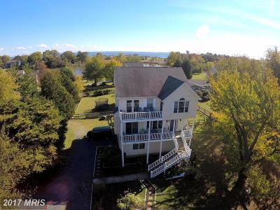 Stevensville Single Family Home For Sale: 102 Water Edge Lane