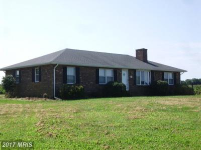 Centreville MD Single Family Home For Sale: $279,000
