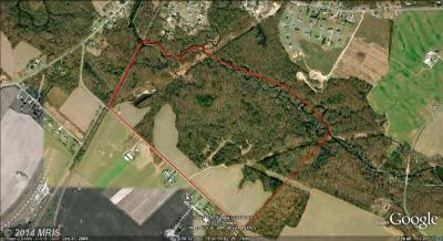 Cecil, Kent, Queen Annes Residential Lots & Land For Sale: 337 High Bridge Road
