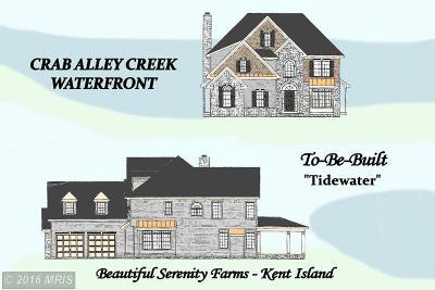 Chester Single Family Home For Sale: Serenity Ln/Tidewater Model Lane