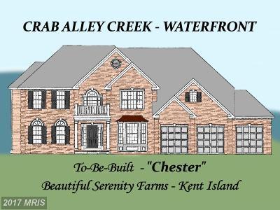 Chester Single Family Home For Sale: Serenity Lane
