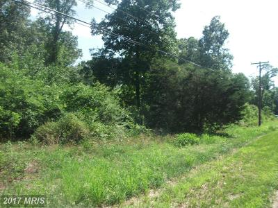Queen Annes, QUEEN ANNE COUNTY Residential Lots & Land For Sale: Third Street