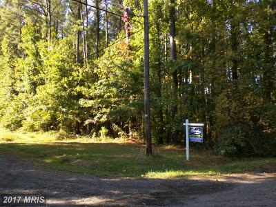 Queen Annes, QUEEN ANNE COUNTY Residential Lots & Land For Sale: Ackerman Drive