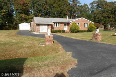Chester MD Single Family Home Sold: $274,900