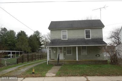 Church Hill Single Family Home For Sale: 306 Main Street