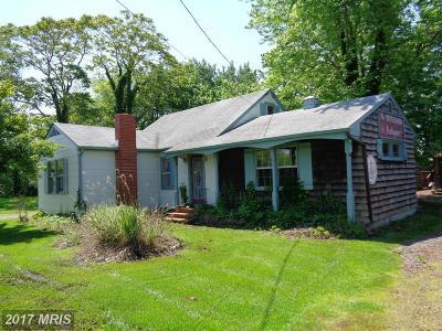 Grasonville Single Family Home For Sale: 3712 Main Street
