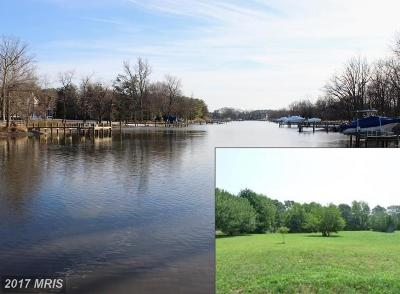 Queen Annes Residential Lots & Land For Sale: 28 Greenwood Shoals Shoals