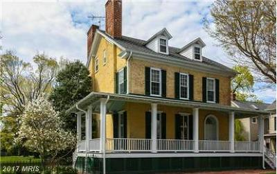 Centreville Single Family Home For Sale: 202 South Liberty Street