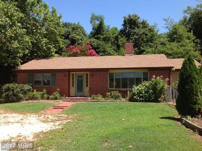 Centreville Single Family Home For Sale: 202 Island Creek Road