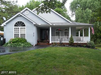 Bay City Single Family Home For Sale: 515 Zaidee Lane