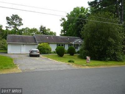 Queen Annes Single Family Home For Sale: 909 Chesapeake Drive