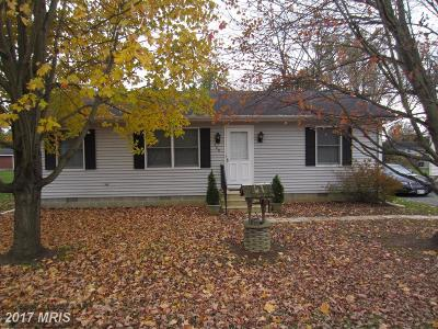 Queenstown MD Single Family Home For Sale: $260,000