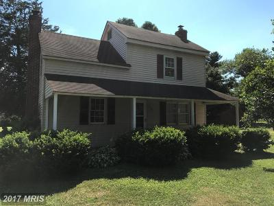 Sudlersville Single Family Home For Sale: 1209 Dudley Corners Road