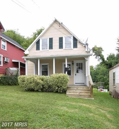 Centreville Single Family Home For Sale: 321 Liberty Street