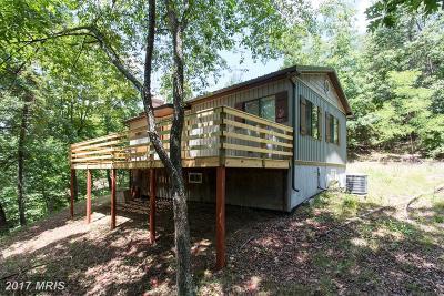 Rockingham Single Family Home For Sale: 17341 Starstone Drive