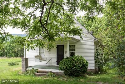 Rockingham Single Family Home For Sale: 20251 River Bottom Lane