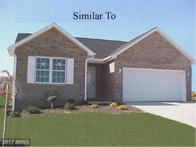 Rockingham Single Family Home For Sale: 3480 Majestic Circle