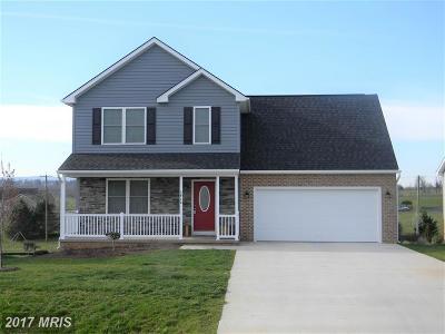 Rockingham Single Family Home For Sale: 3410 Legion Way