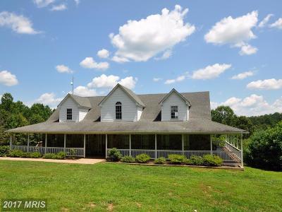 Rappahannock Single Family Home For Sale: 102 Charlie's Farm Lane