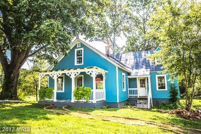 Rappahannock Single Family Home For Sale: 920 Fodderstack Road