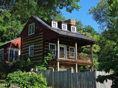 Rappahannock Single Family Home For Sale: 63 Black Rock Ford Road